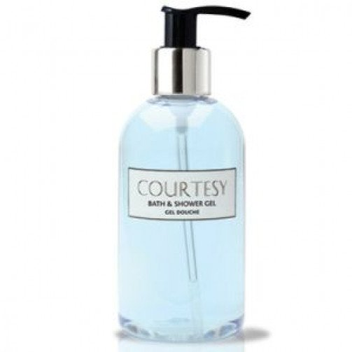 Courtesy Bath & Shower Gel -  6 x 300ml