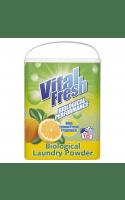 Vital Fresh Biological Washing Powder Lemon 135 Wash.