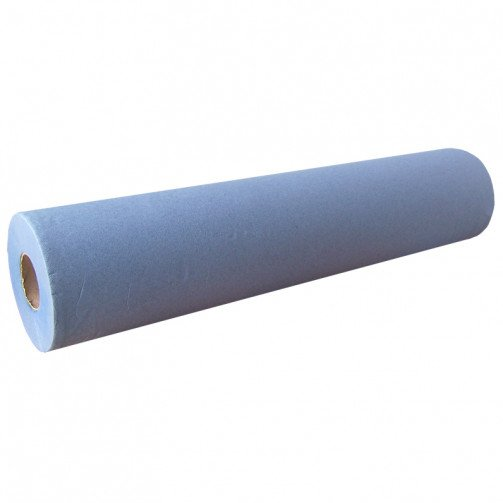 Couch Roll 2 ply Blue  20inch X  40M - 12 rolls per case
