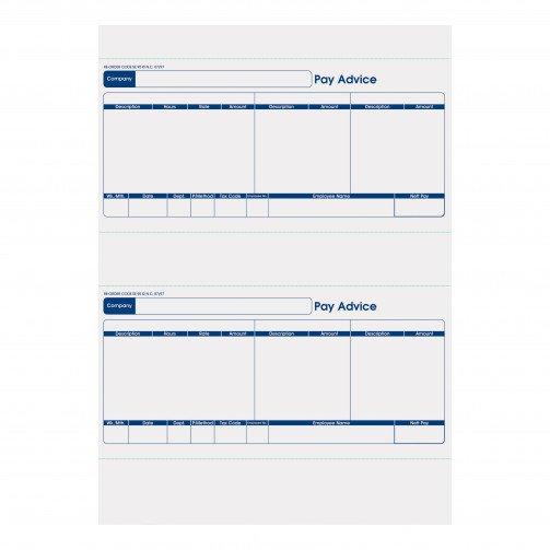 SageCompat Payslips Forms Pk500 SE95