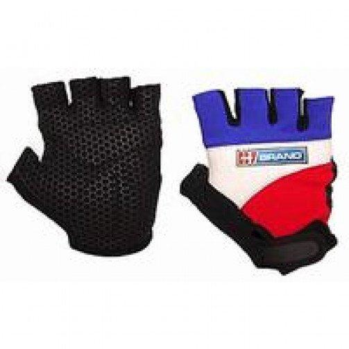 B-brand fingerless gel gloves