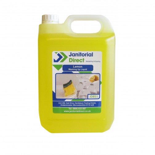 Detergent 5 Litre Lemon JD851
