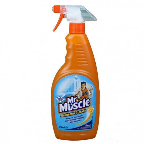 Mr Muscle Washroom Cleaner 750ml