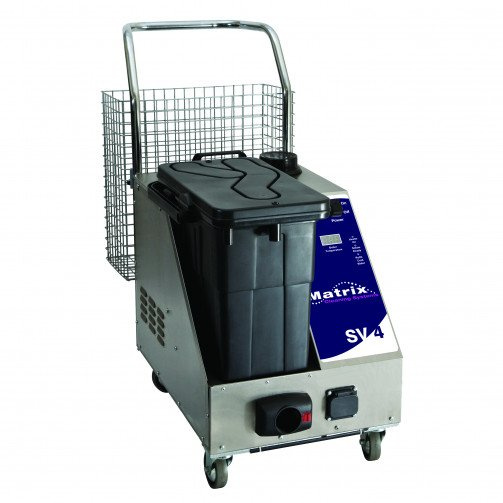 Matrix SV4 Steam Cleaner
