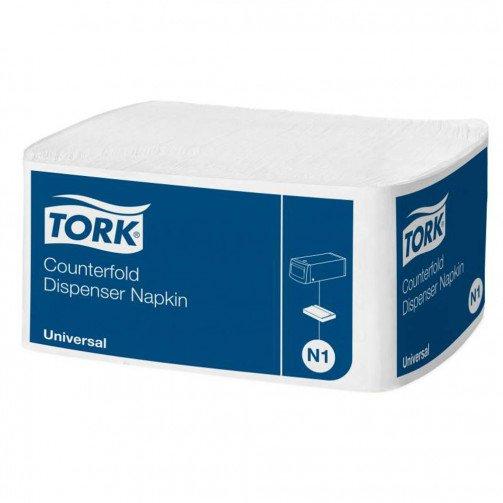 Tork Dispenser Napkins 2ply x 8000
