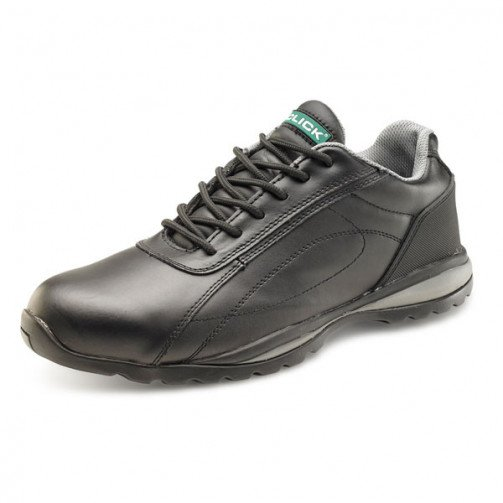 Trainer Shoe Black/Grey