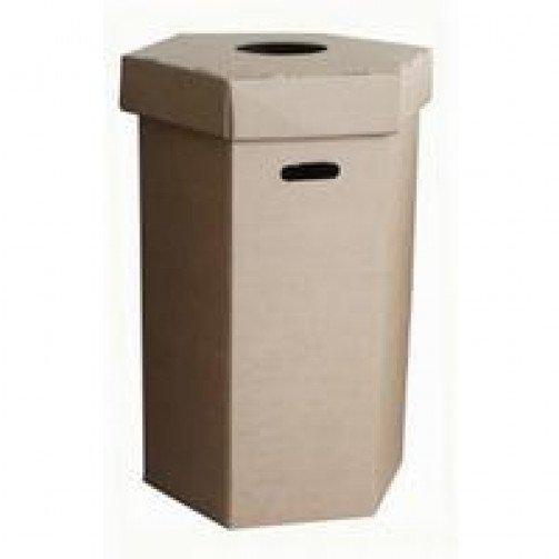 Waste recycling bins x 5