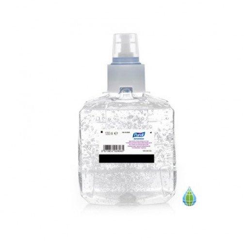 Sanitiser - Purell Rub Hand Gel - 3 x 700ml
