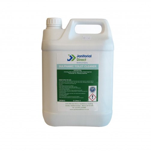 Phosphoric Toilet Cleaner 5 Litre