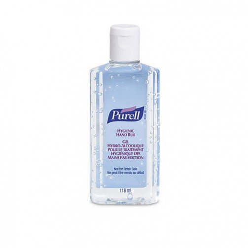 Sanitiser - Purell Hand Gel - 118ml