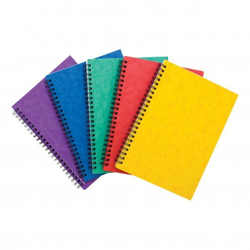 Sidebound Notebook A5 Asst A Pk10