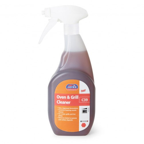 Jeyes Spray Oven Cleaner 750ml