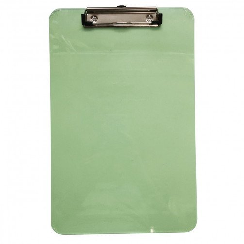5 Star Frosted Clipboard Astd