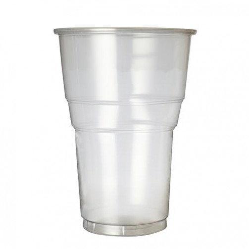 PLA & Oxo-Bio Flexy Glassware
