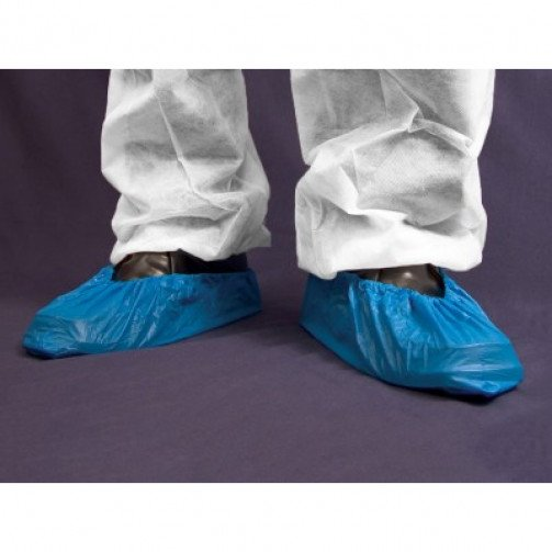 Overshoes Blue x 2000