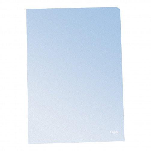 Esselte Folders Clear Pk100 54832