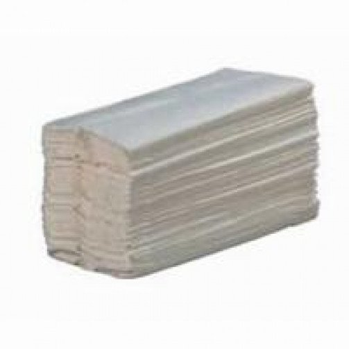 2 Ply White C-Fold Flight Towel x 2304 Sleeves