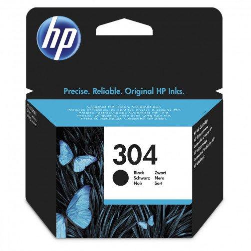 HP No.304 Ink Cartridge Black N9K06AE