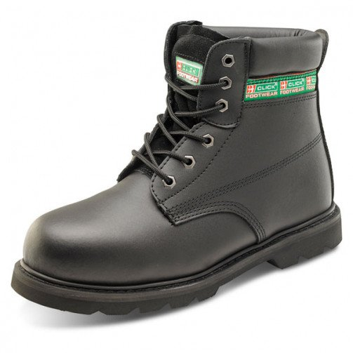 Goodyear Welt Boot with Mid-Sole Protection