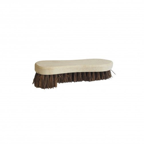 Scrubbing Brush Wooden Stiff