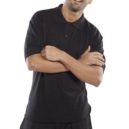 Click Premium Knit Polo Shirt