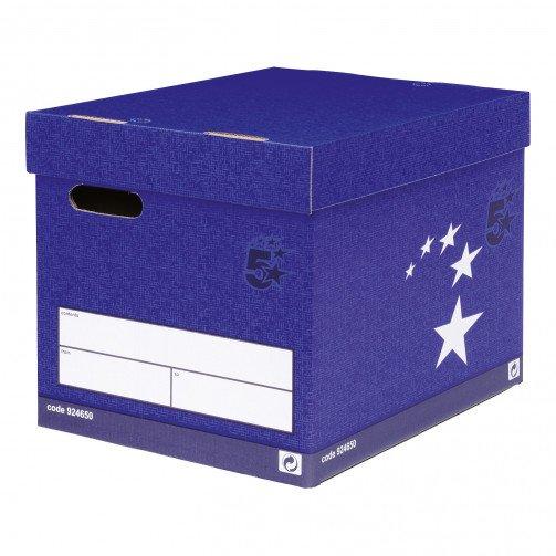 5 StarElite Superstrong Box BlueFSC Pk10
