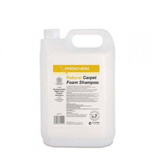 Prochem Natural Carpet Foam Shampoo 5 litre E728-05