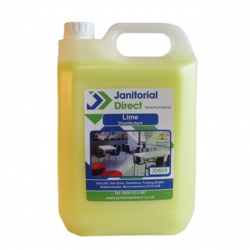 Janitorial Direct Disinfectant Lime 5 Litre