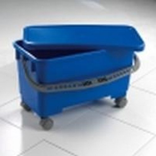 Bucket with lid and Castors