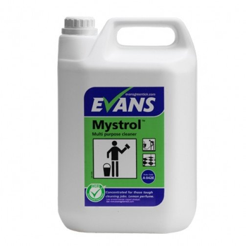 Evans Mystrol Multi Surface Cleaner 5 Litre