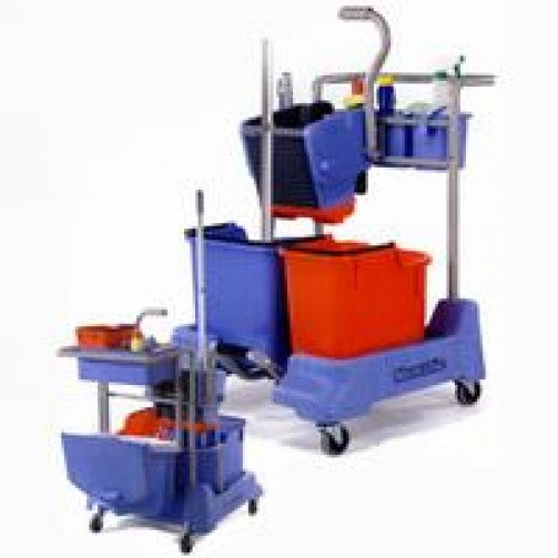 Numatic Servo Twin Trolley ST2416W