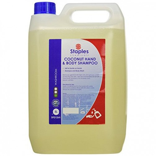Shampoo - Coconut All Over Body Wash -  5Litre
