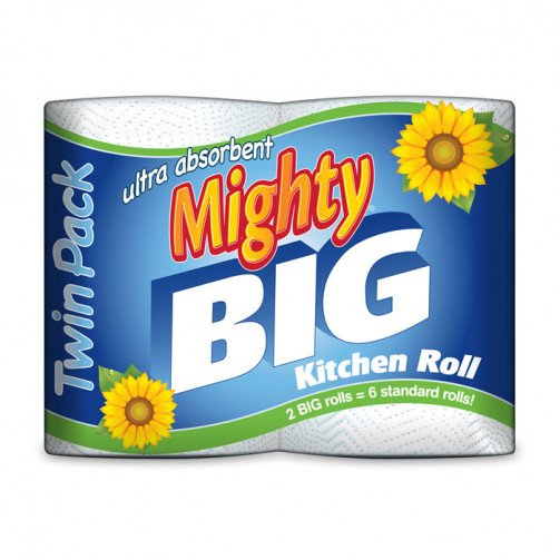 Kitchen Rolls 3 Ply x 30 Rolls