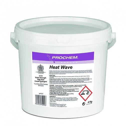 Prochem Heat Wave 4 Kilos