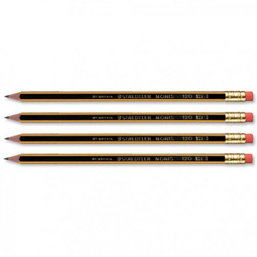 Staedtler PEFC Noris RTip Pencil 122HBRT
