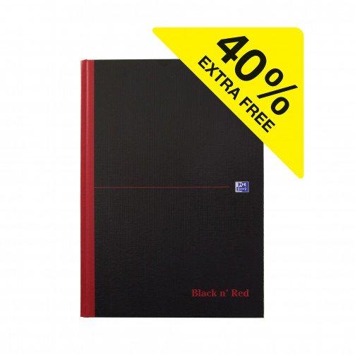 Black n Red BookA4 96LfFnt 400116295 5&2