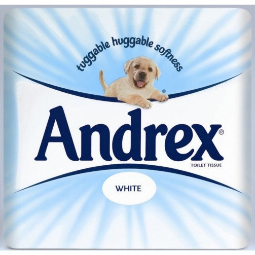 Andrex Toilet Rolls 24 Roll Carry PAck