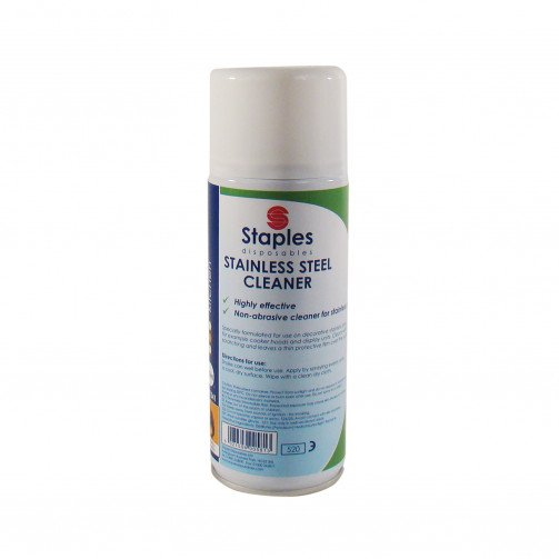 Stainless Steel Cleaner 400ml each