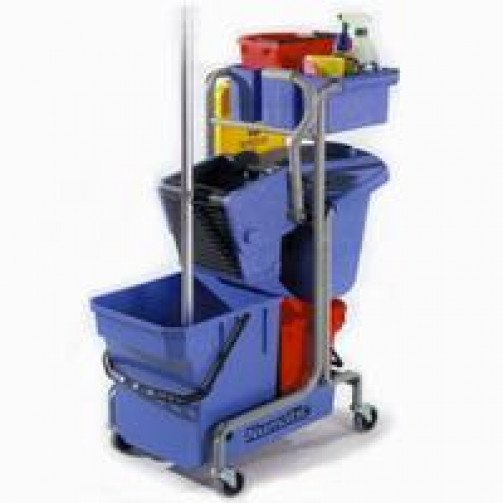 Numatic Twin Mop Trolley Tm2815w