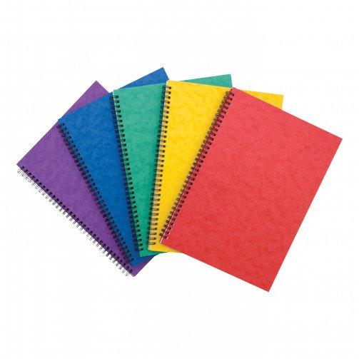 Sidebound Notebook A4 Asst A Pk10