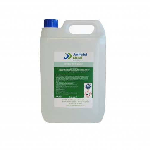 Oven Cleaner 5 Litres