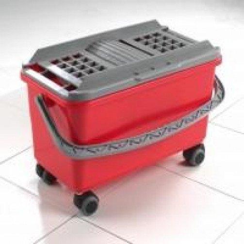 Microfibre Flat Mopping Bucket