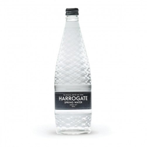 Harrogate Still Water 750ml Glass Pk12