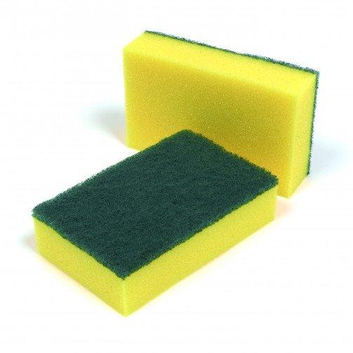 Sponge Scourers  Pack of 10