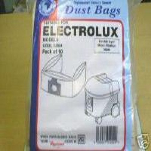 Electrolux UZ934 Vacuum Bags X 10 1406905/02