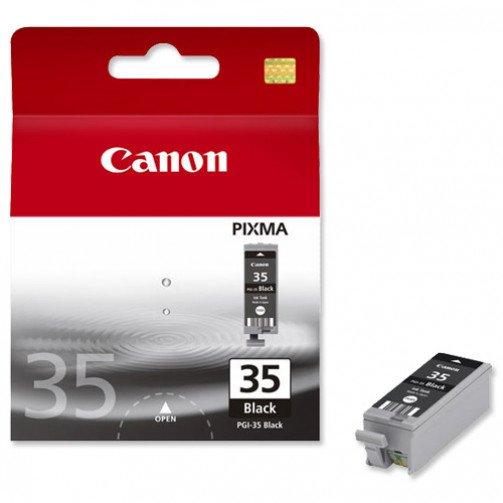 Canon PGI35Bk Inkjet Cart Black 1509B001
