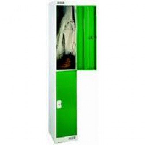 M Series Metric Lockers 2 Door