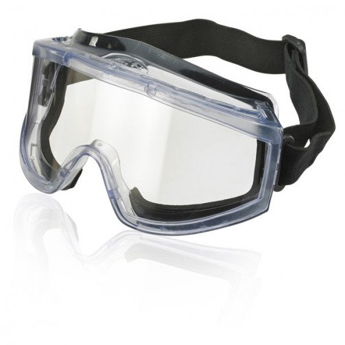 B-Brand Comfort Fit Safety Goggles x 10 BBCFG