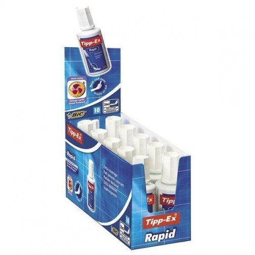 Tippex Rapid Fluid White 885992