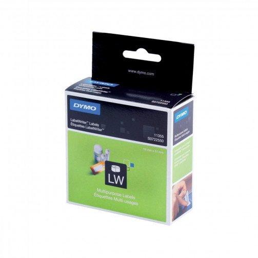 Dymo LW Label Multi 19x51 11355/S0722550
